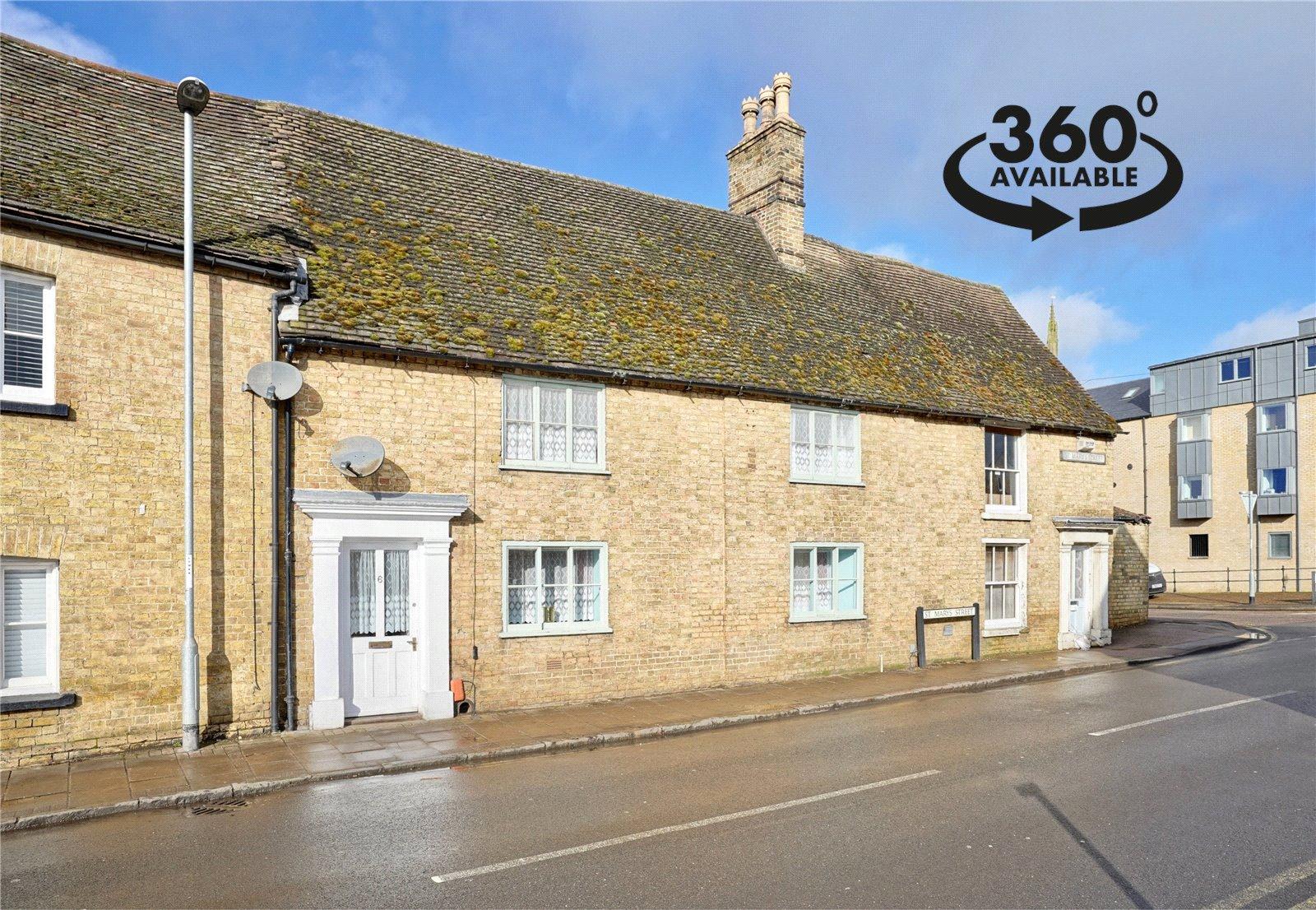 2 bed house for sale in Eynesbury, St Marys Street, PE19 2TA, PE19