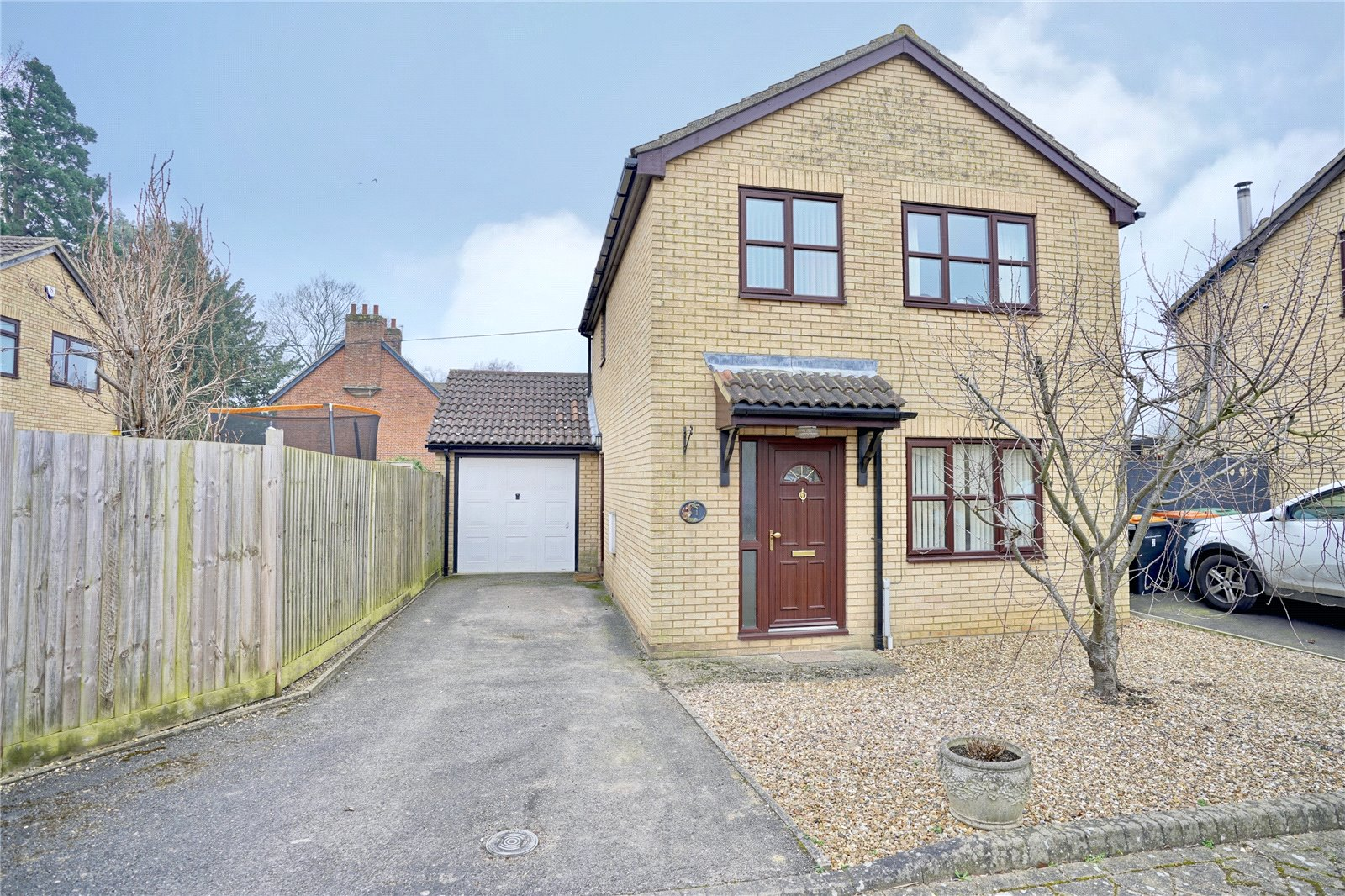 3 bed house for sale in Wyboston, MK44 3AG, MK44