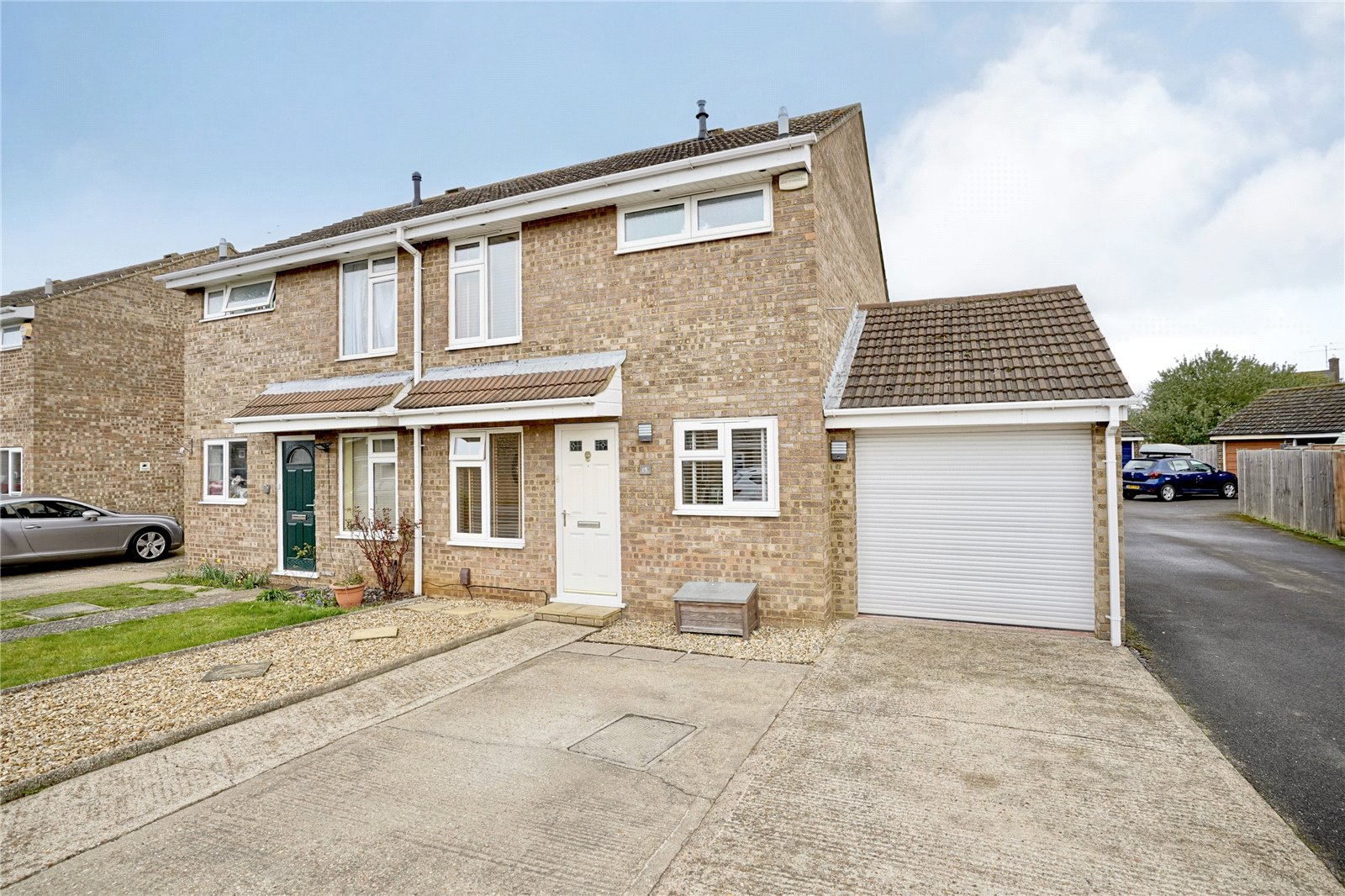 3 bed house for sale in Eaton Ford, PE19 7JL, PE19