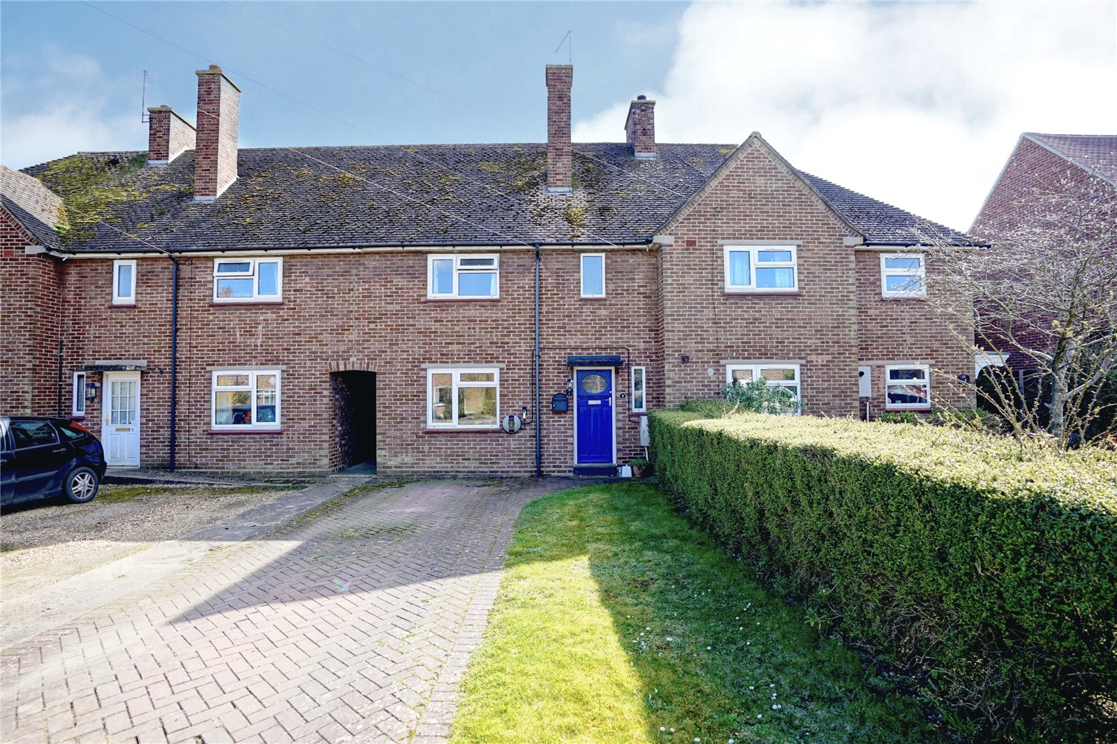 3 bed house for sale in Vicarage Walk, Great Staughton - Property Image 1