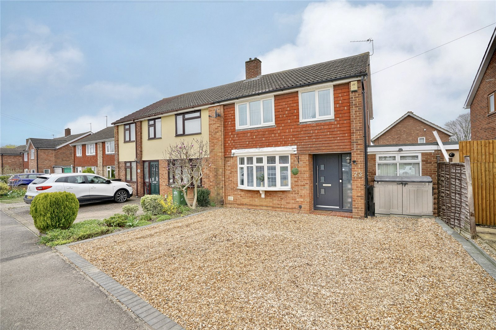 3 bed house for sale in Longsands Road, St. Neots, PE19