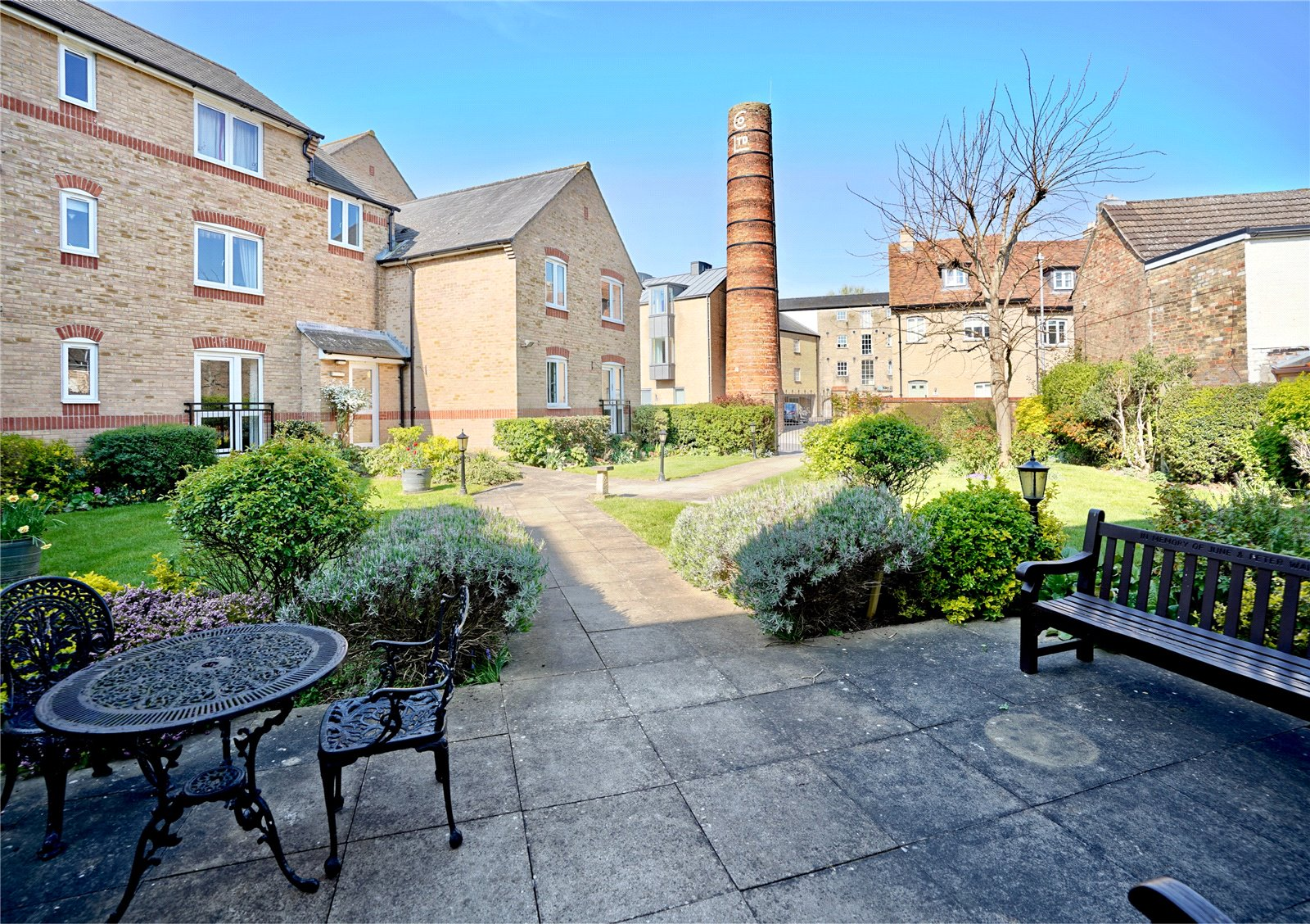 1 bed apartment for sale in Waterside Court, Church Street, St. Neots, PE19