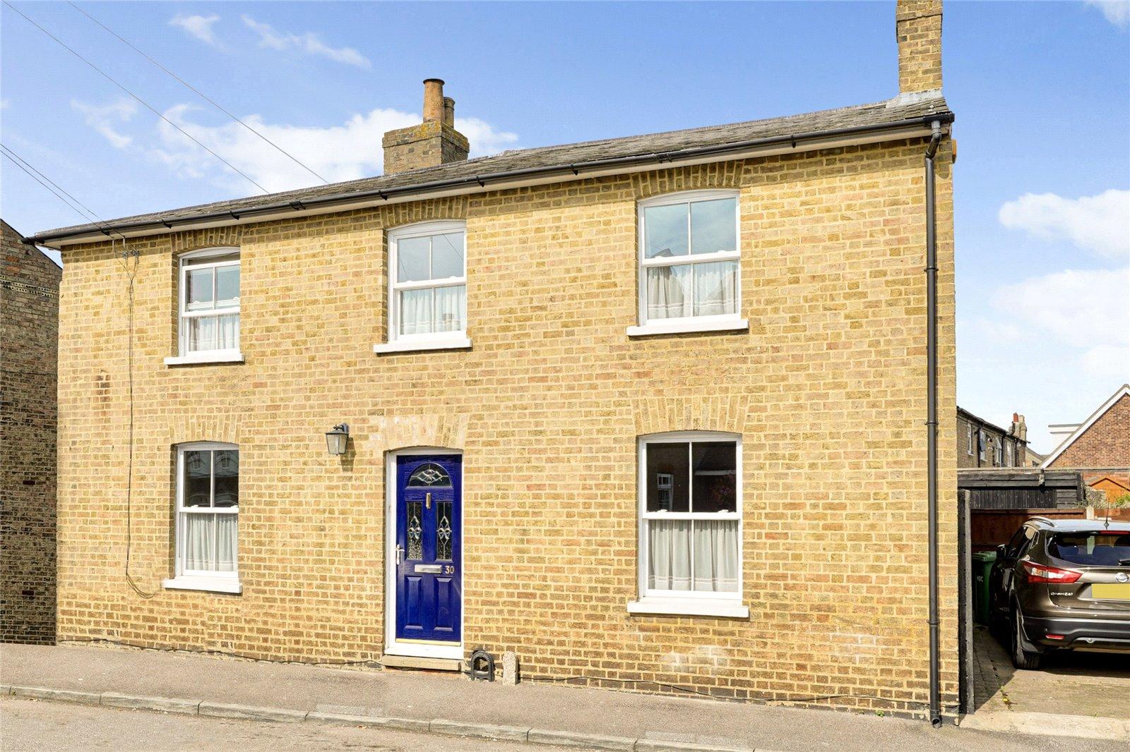 3 bed house for sale in Luke Street, Eynesbury  - Property Image 1