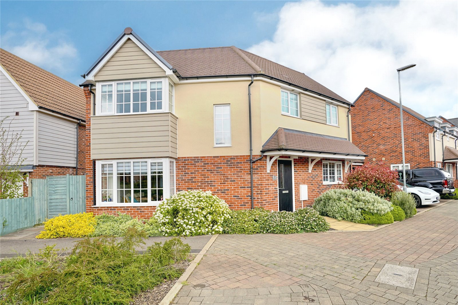 3 bed house for sale in Harvest Drive, St. Neots - Property Image 1
