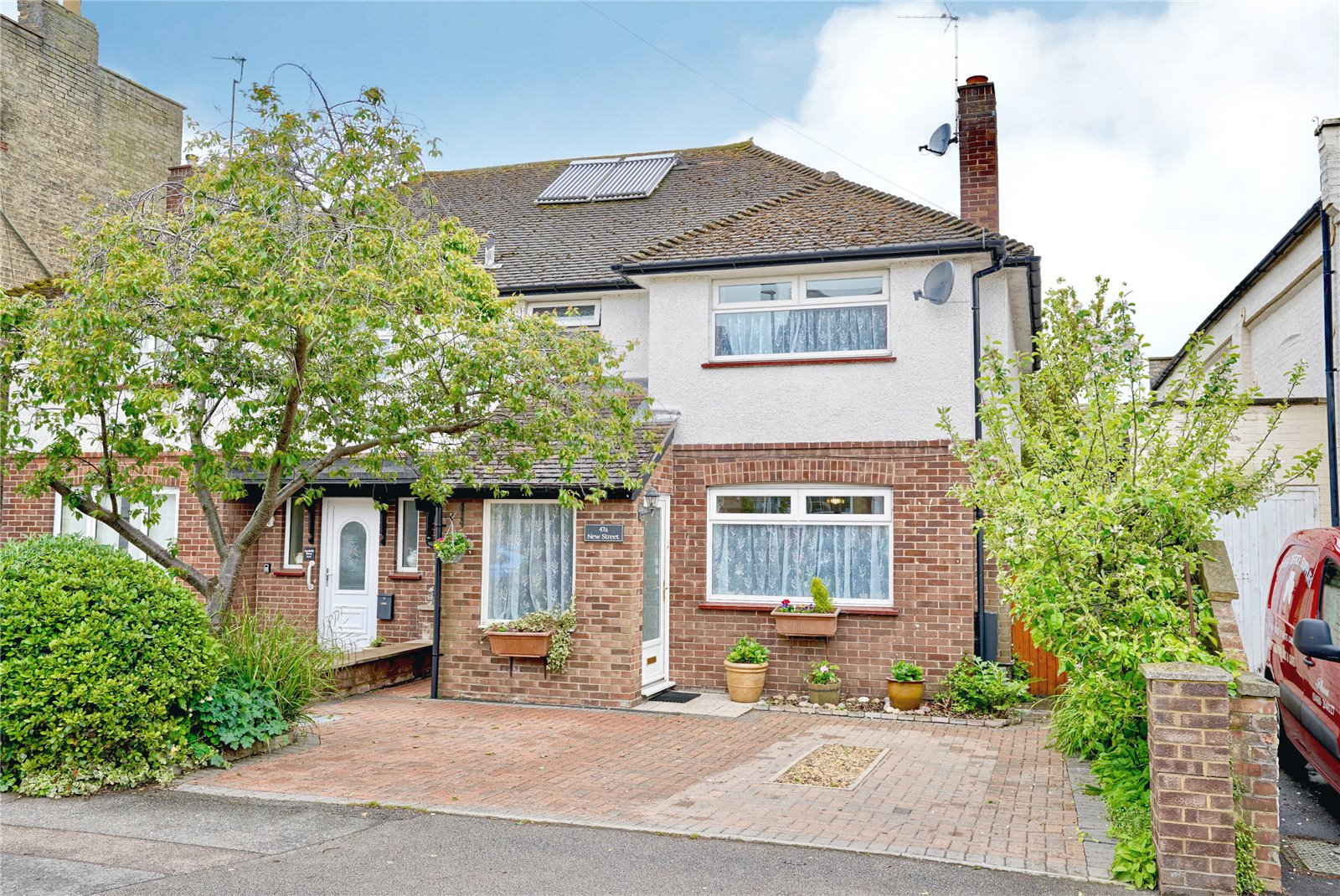 3 bed house for sale in New Street, St. Neots - Property Image 1