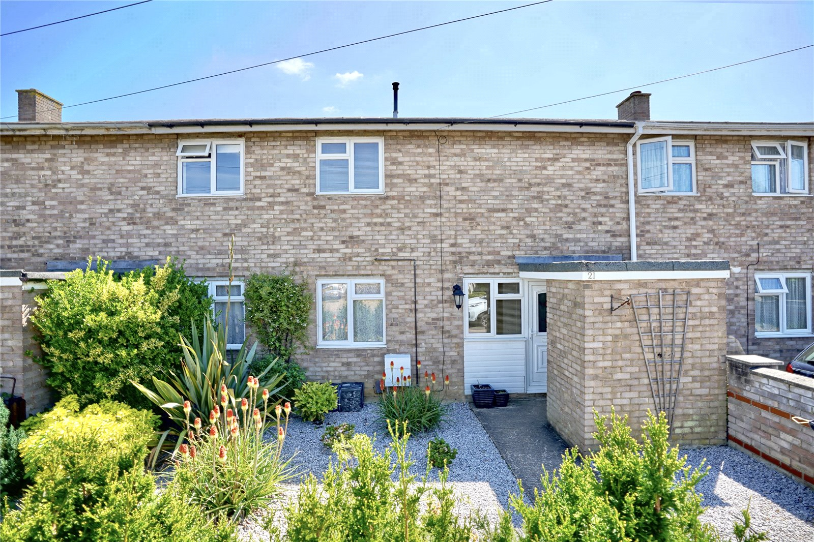 3 bed house for sale in Kings Road, Eaton Socon, PE19