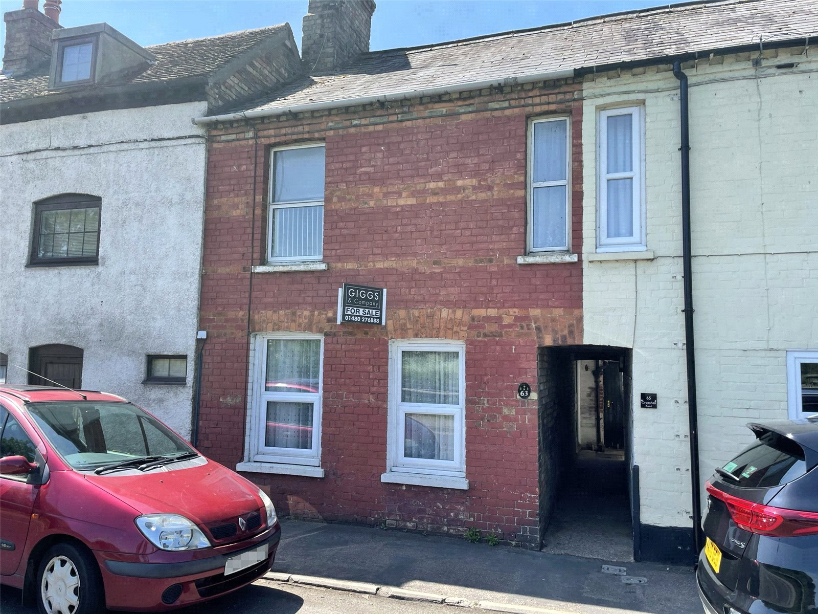 2 bed  for sale in Crosshall Road, Eaton Ford, PE19