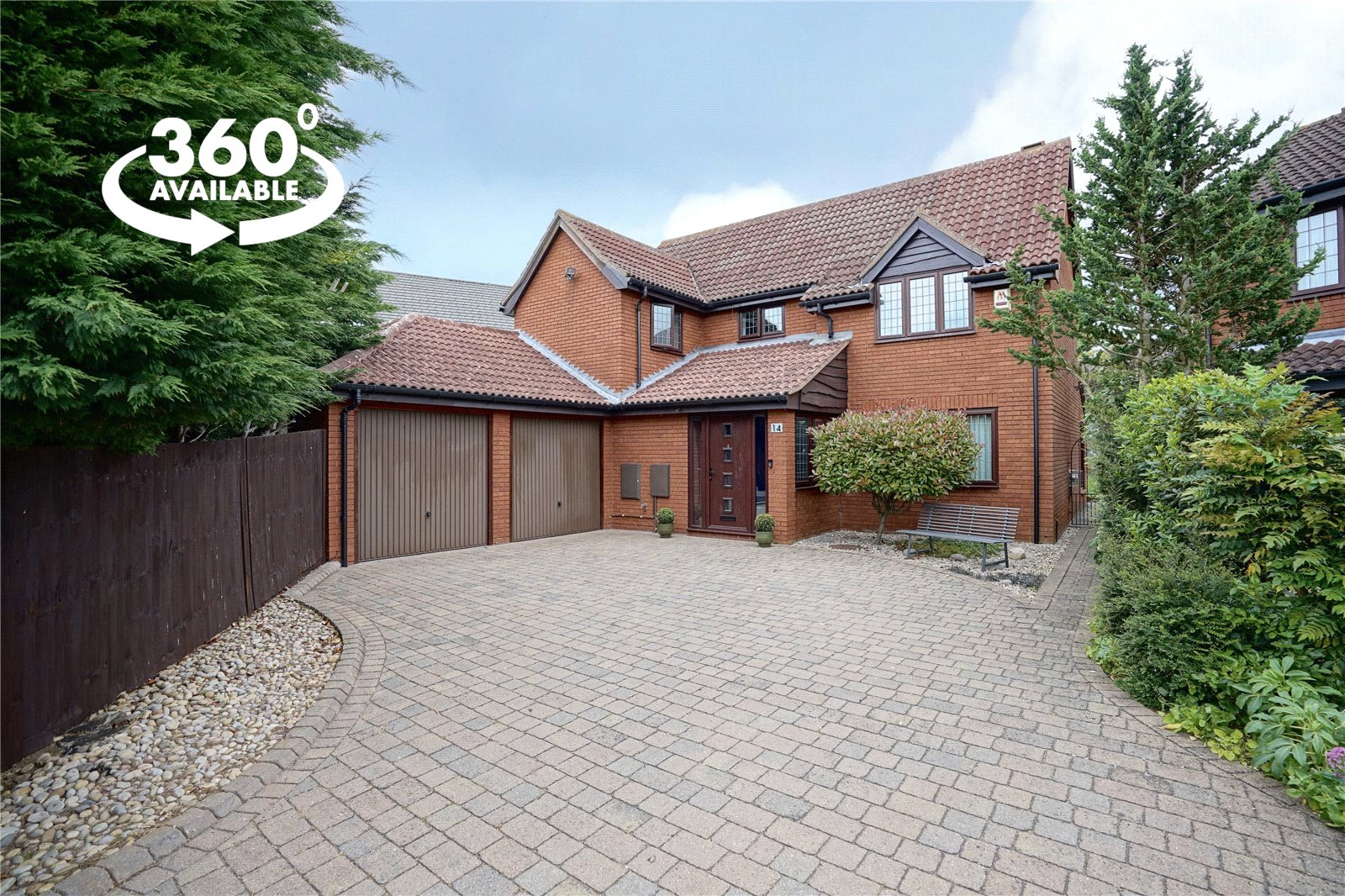 4 bed house for sale in Teversham Way, Eaton Ford  - Property Image 1