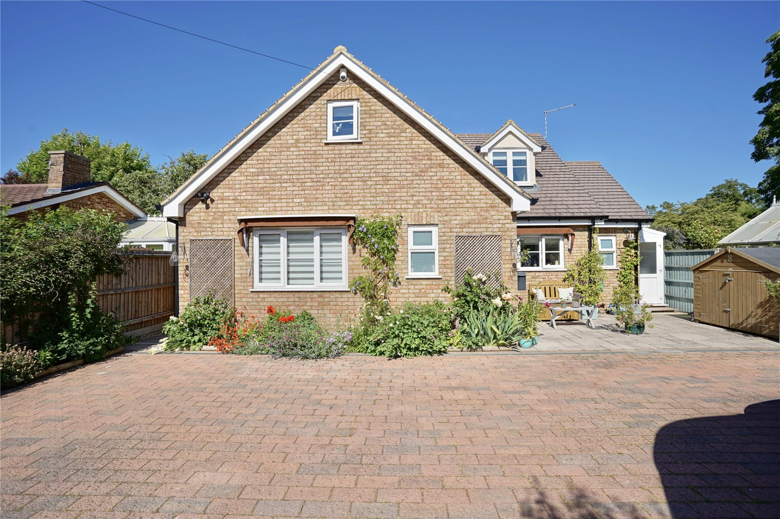 4 bed house for sale in Mill Lane, Little Paxton - Property Image 1