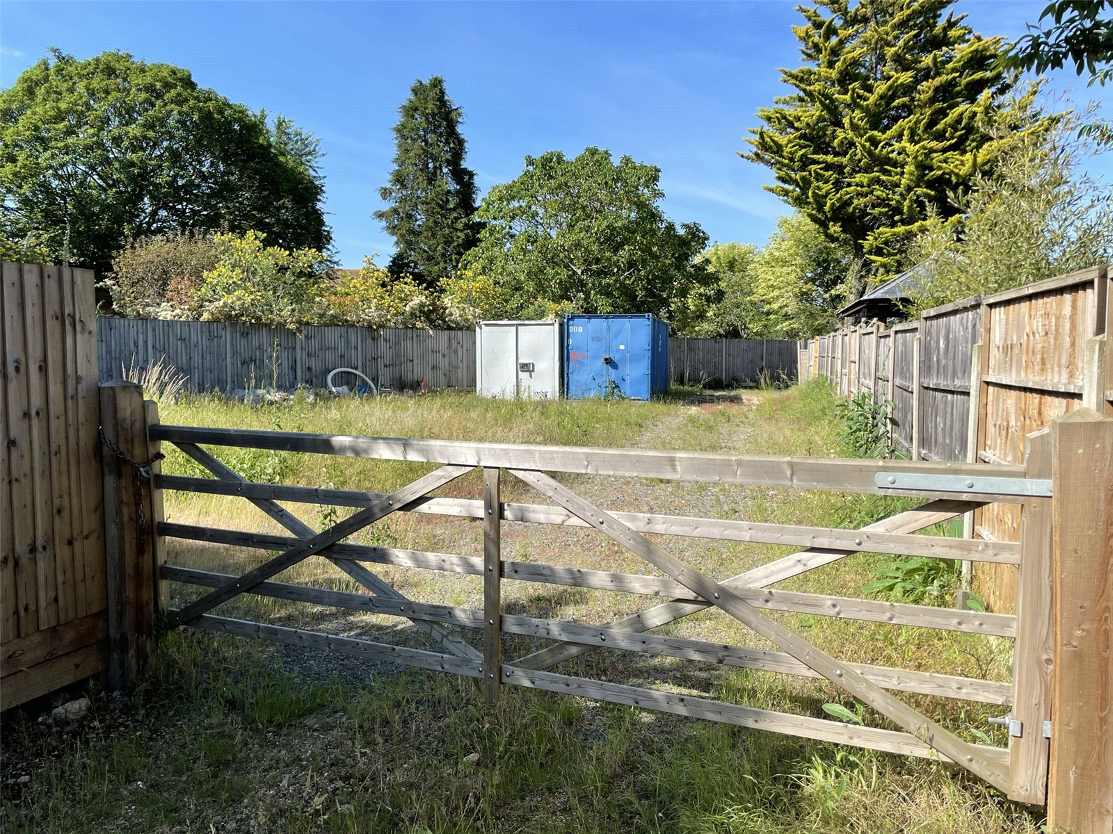 Land (residential) for sale in Crosshall Road, Eaton Ford - Property Image 1