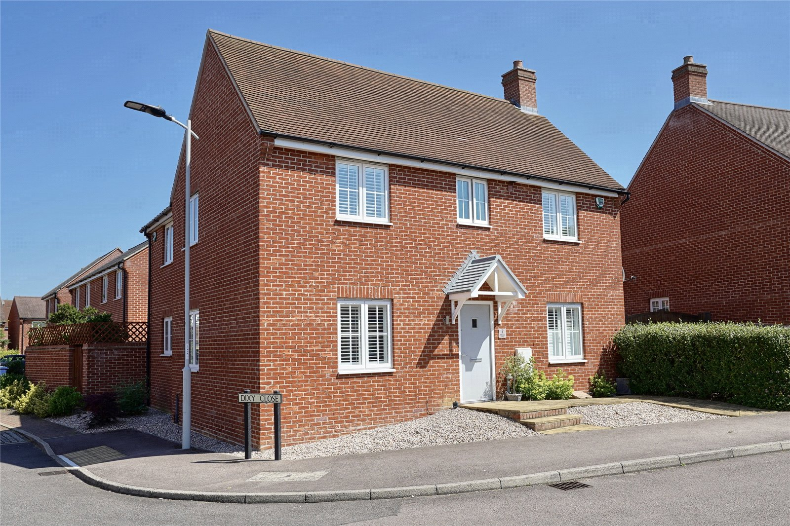 4 bed house for sale in Whiston Way, St. Neots, PE19