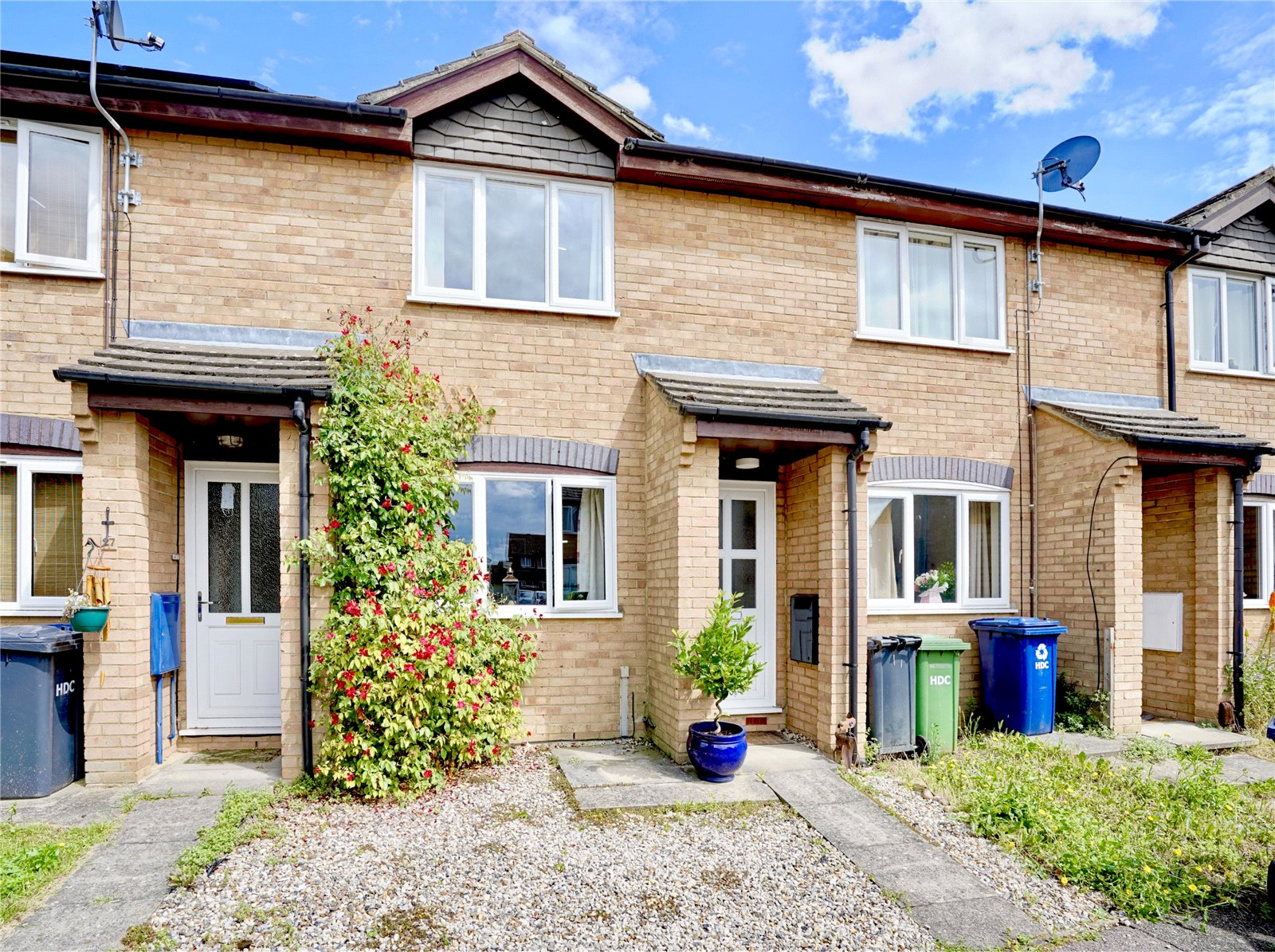 2 bed house for sale in Carisbrooke Way, Eynesbury, PE19