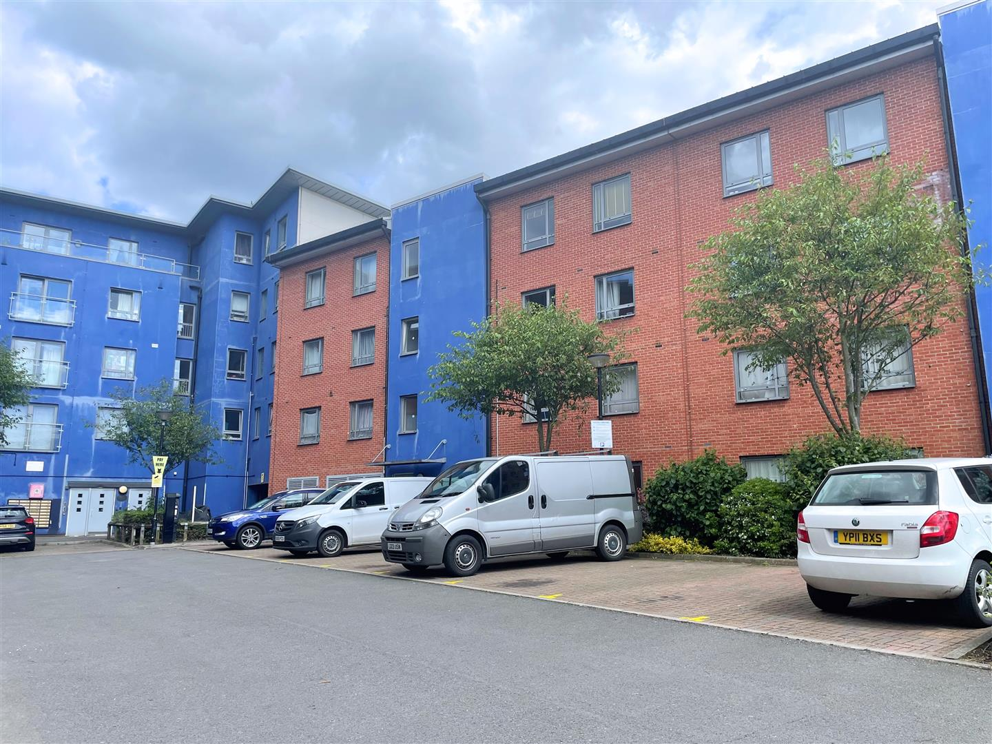 1 bed flat to rent in Harkness Court, Cleeve Way  - Property Image 1