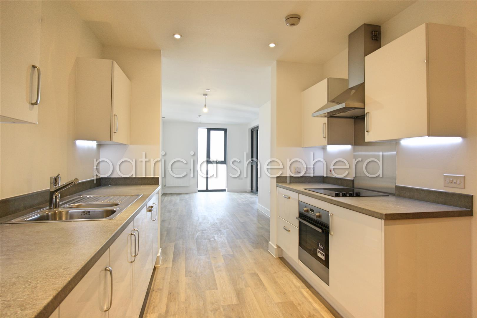1 bed flat to rent in Tavernelle House, 289 High Street, SM1