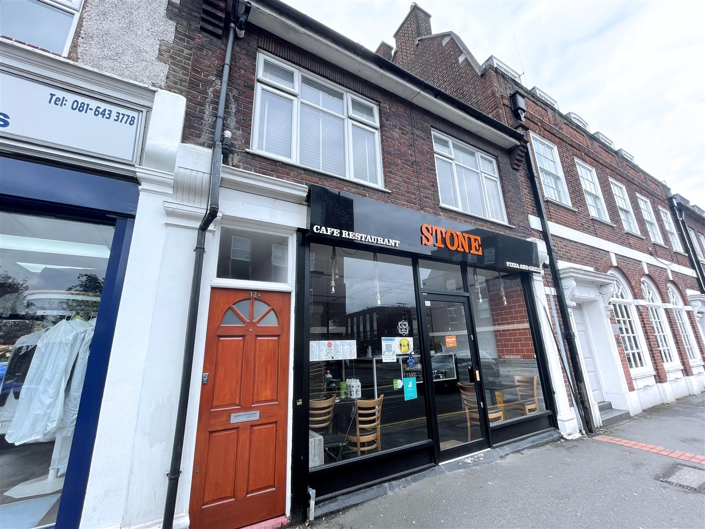 1 bed flat to rent in Upper Mulgrave Road, Cheam  - Property Image 1