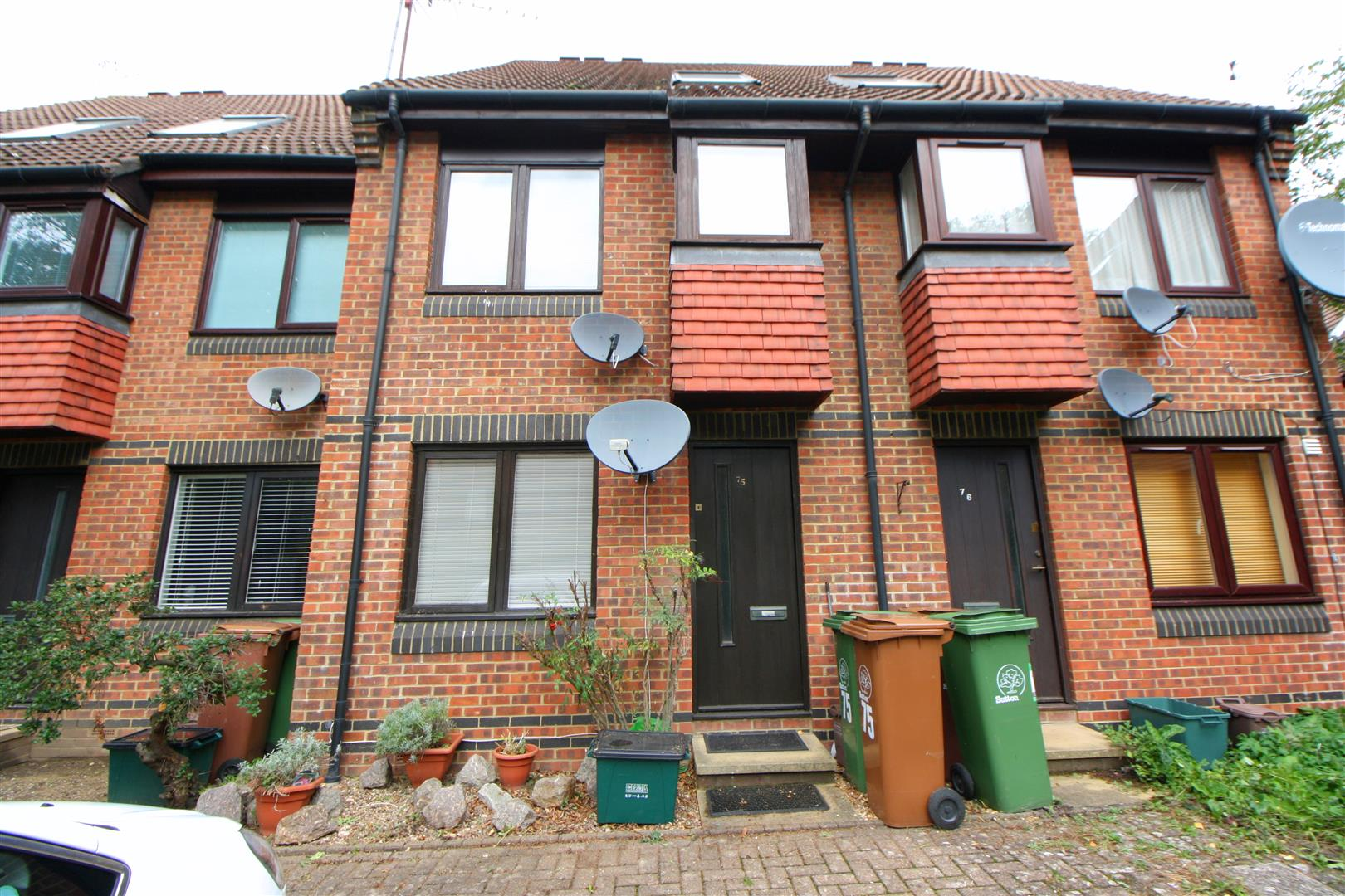 1 bed maisonette to rent in Turnpike Lane, Sutton, SM1