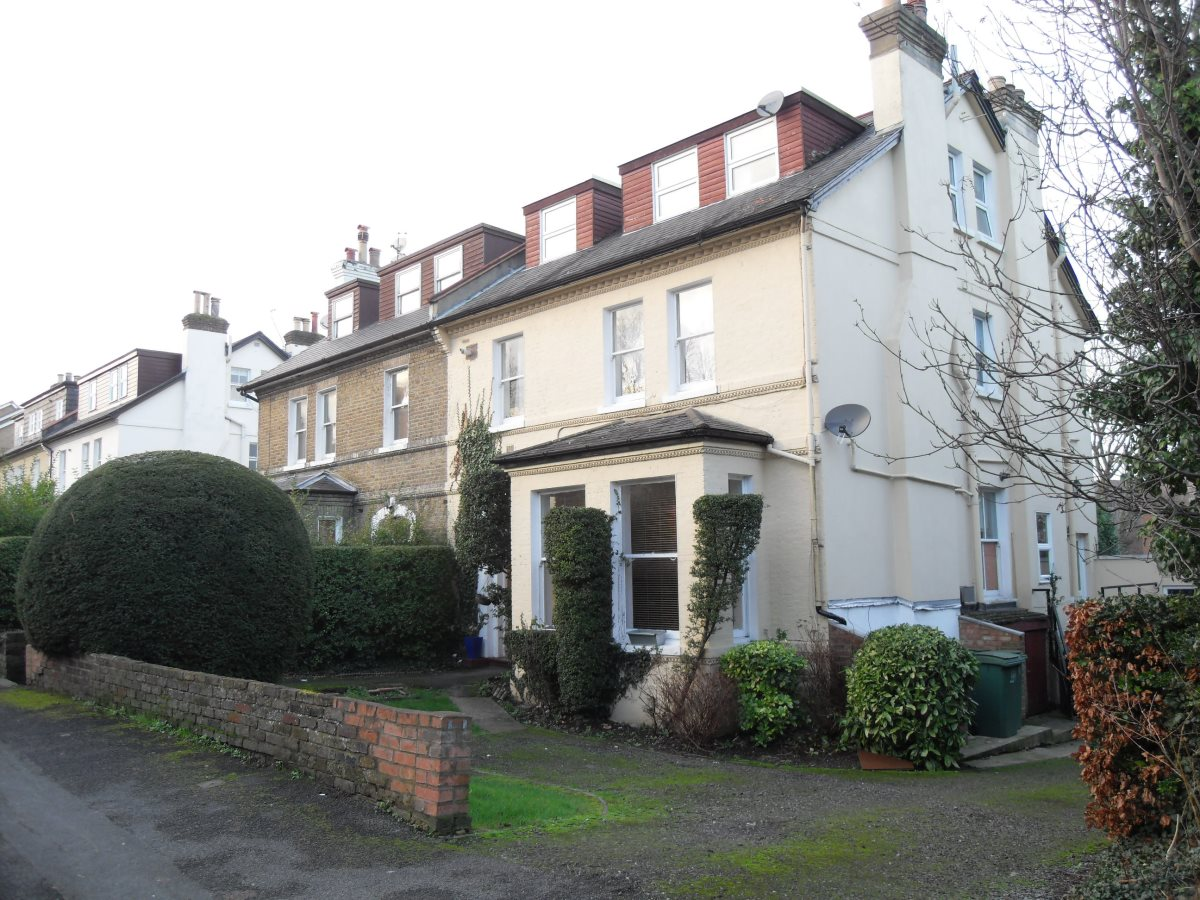 Flat to rent in Cavendish Road, Sutton, SM2