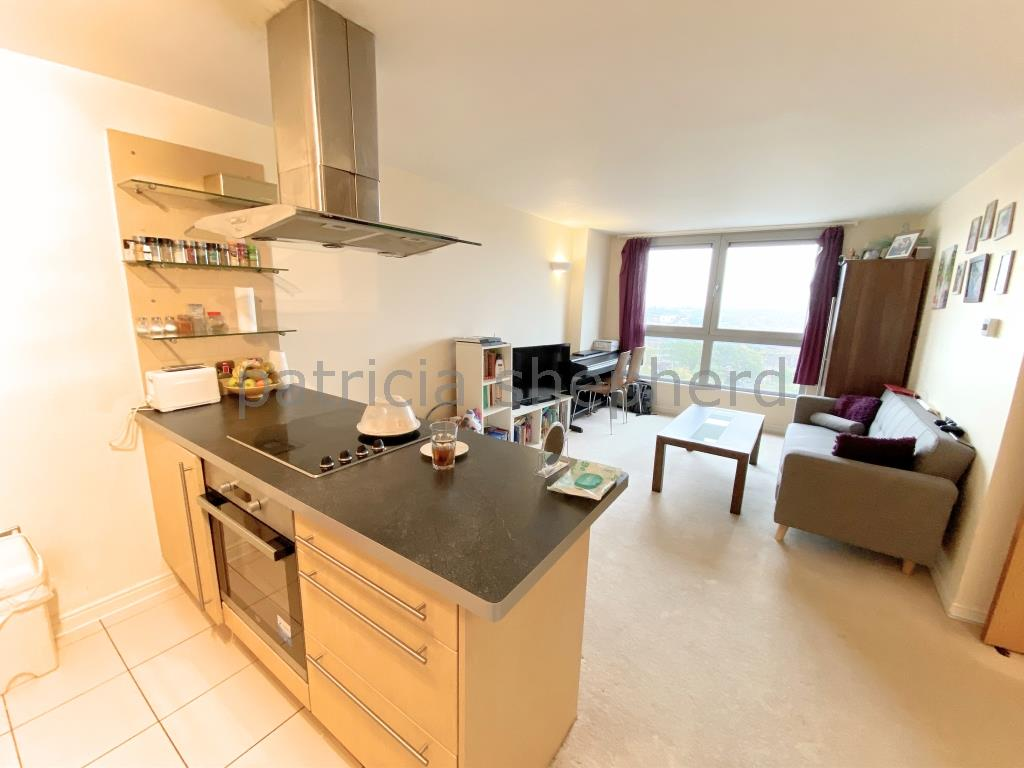 2 bed flat to rent in Aspects, 1 Throwley Way, SM1