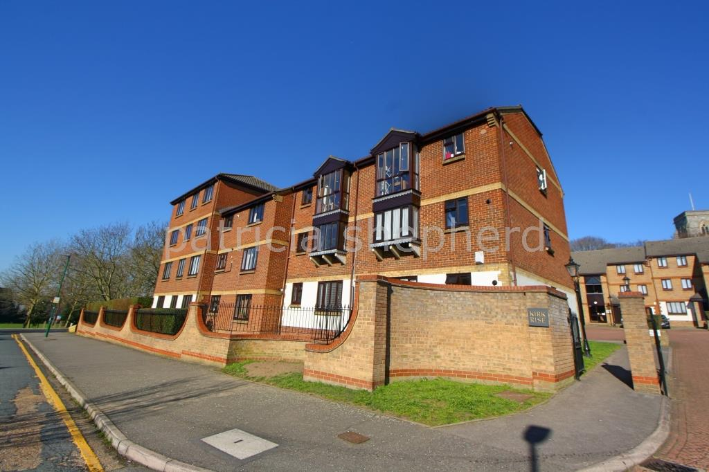 1 bed flat to rent in Kirk Rise, Sutton, SM1