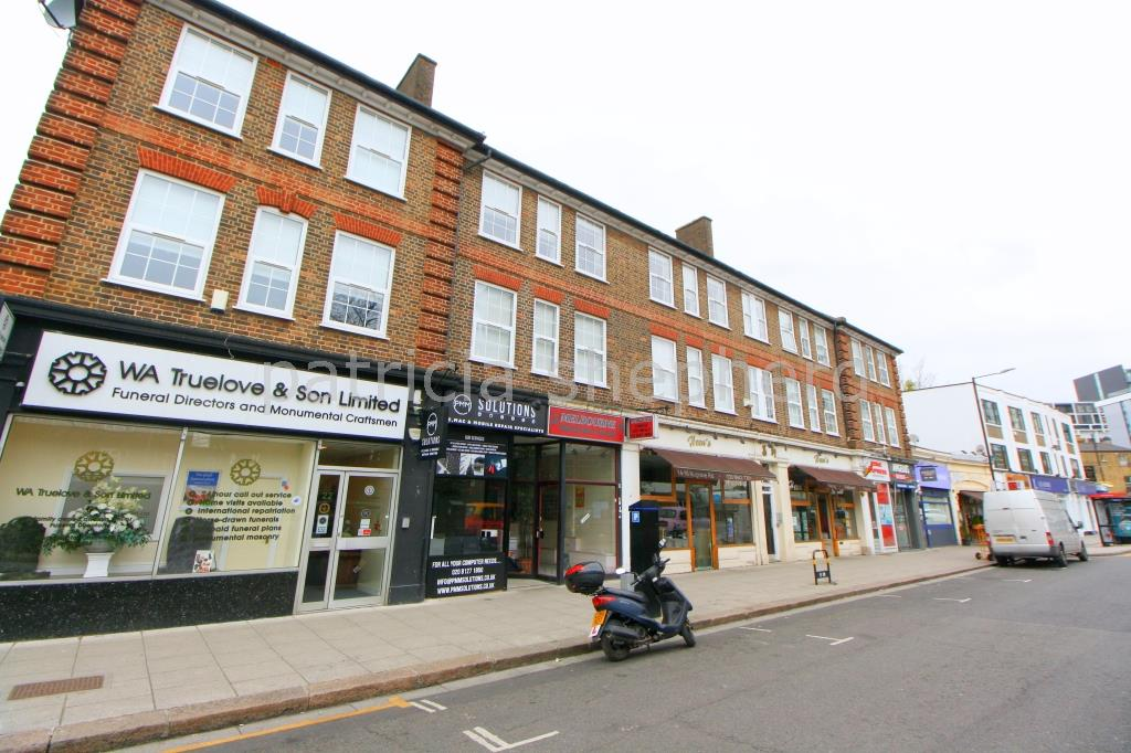 1 bed flat to rent in Mulgrave Court, Mulgrave Road, SM2