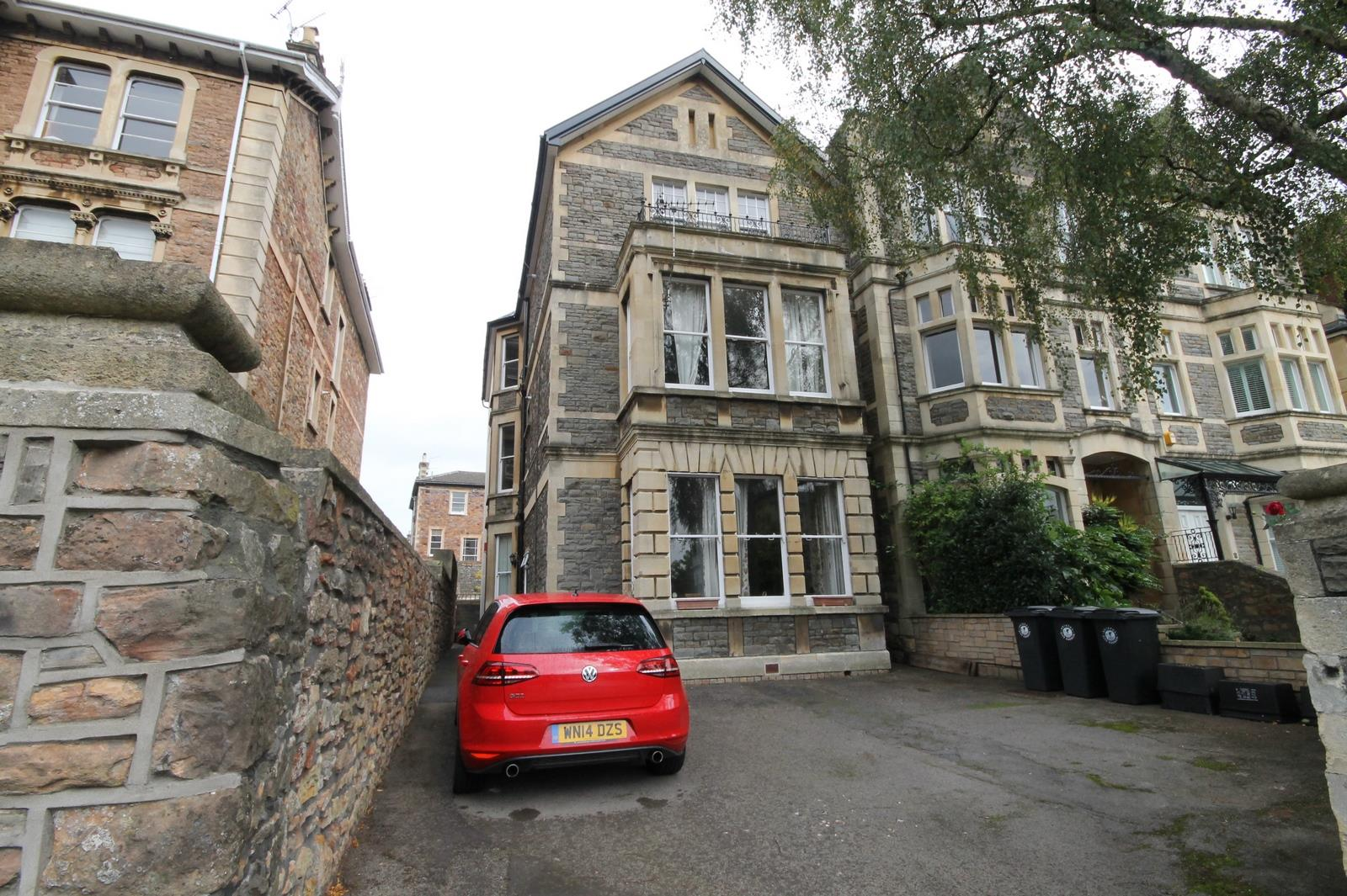1 bed flat to rent in Pembroke Road, Bristol, BS8