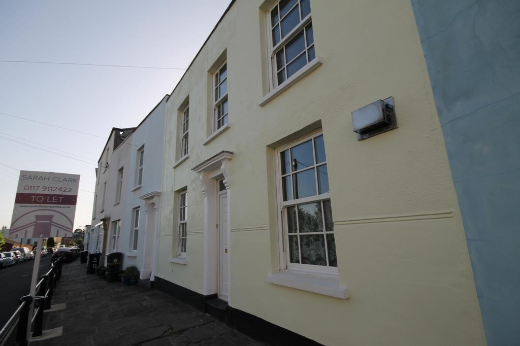 2 bed house to rent in Worrall Road, Bristol 1