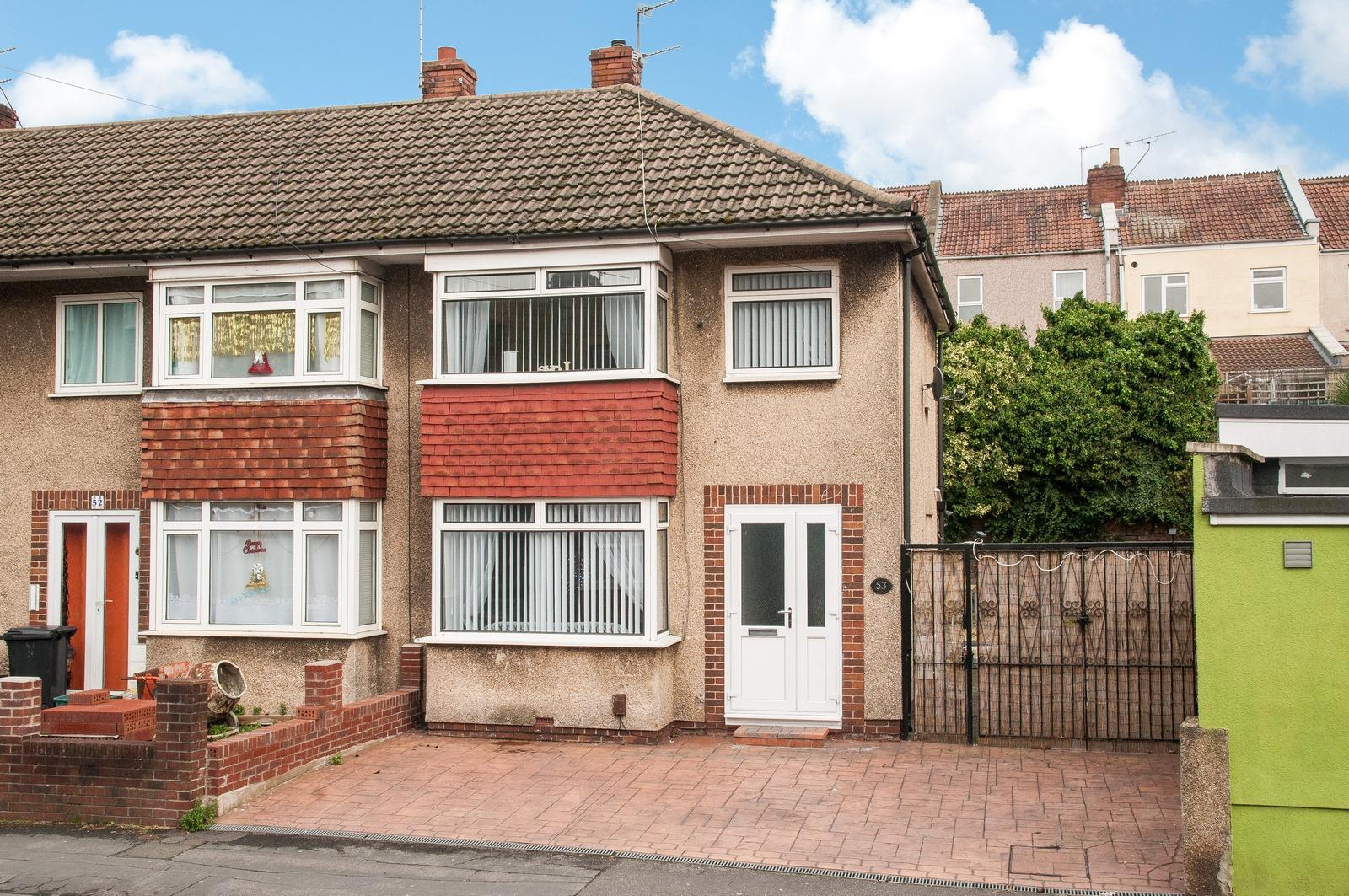 3 bed house to rent in Chalks Road, Bristol, BS5