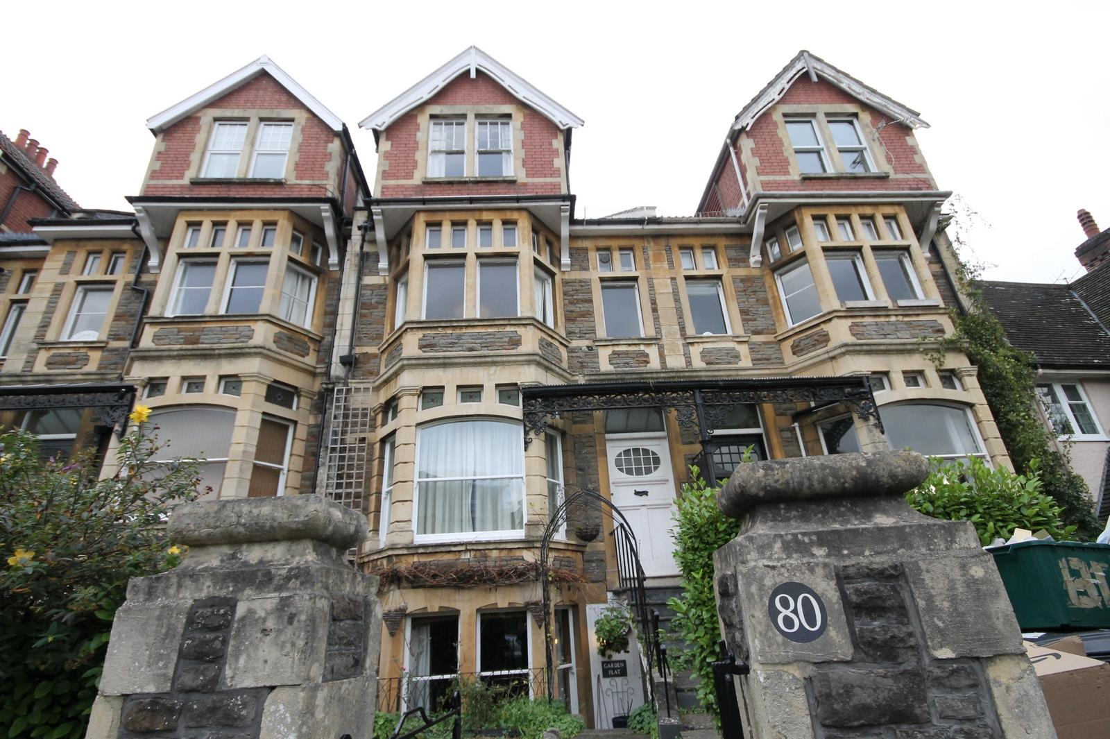 2 bed flat to rent in 80 Pembroke Road, Bristol, BS8