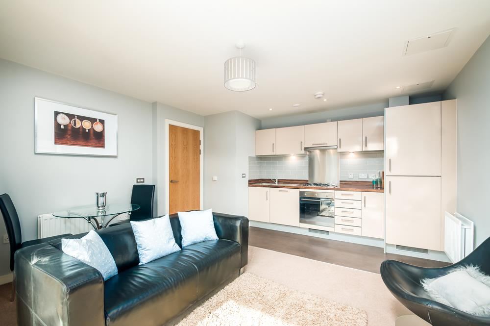 2 bed flat to rent in Horizon Broad Weir, Bristol  - Property Image 3