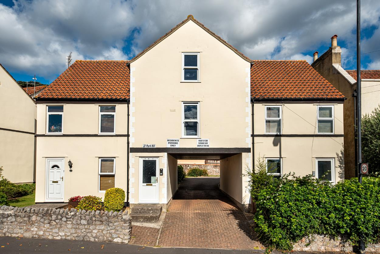 1 bed flat for sale in Park Hill, Bristol  - Property Image 1