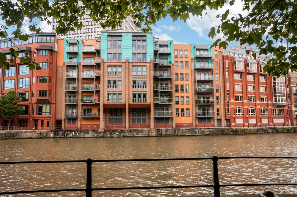 1 bed flat to rent in Bridge Quay, Redcliff Street, Bristol, BS1