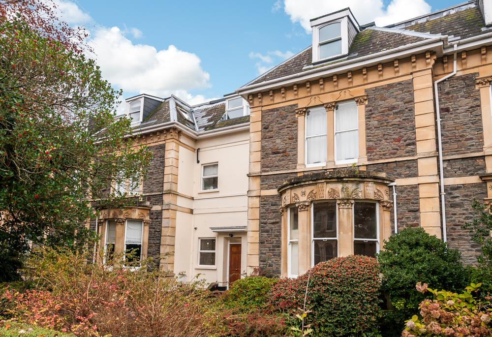 1 bed flat for sale in 4 - 6 All Saints Road, Bristol  - Property Image 1
