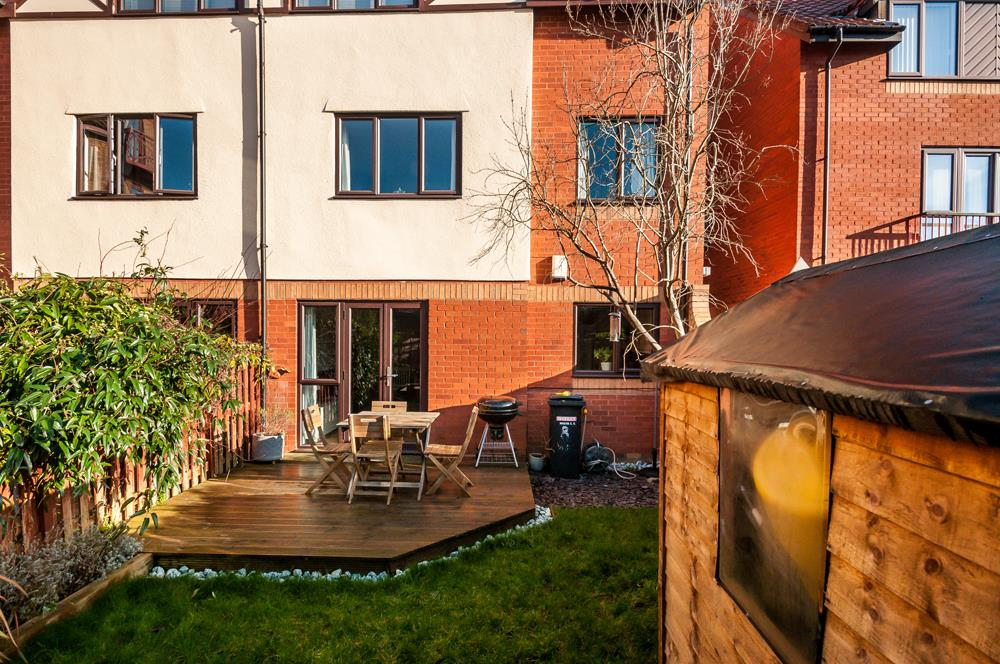 2 bed flat for sale in Westbrooke Court, Cumberland Close, Bristol 8