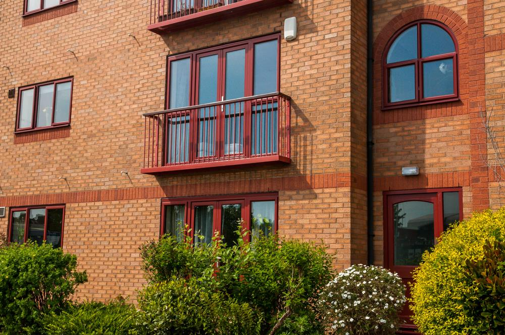 3 bed flat for sale in Portland Court, Cumberland Close, Bristol 2