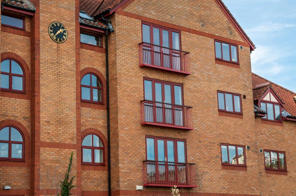 3 bed flat for sale in Portland Court, Cumberland Close, Bristol 14