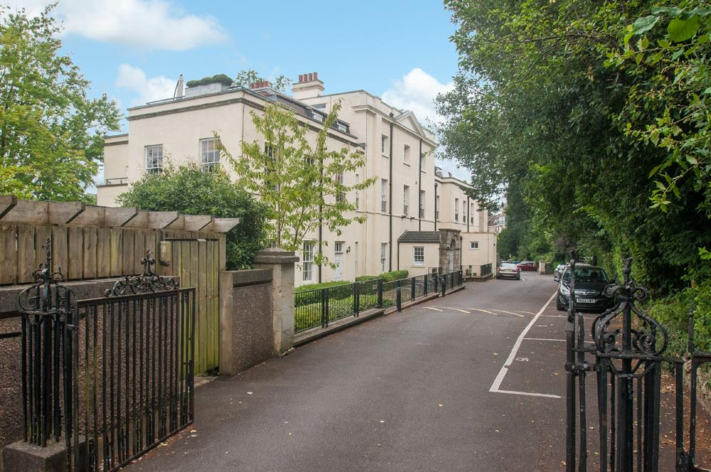 2 bed flat for sale in Grove House, Cornwallis Grove, Bristol 1