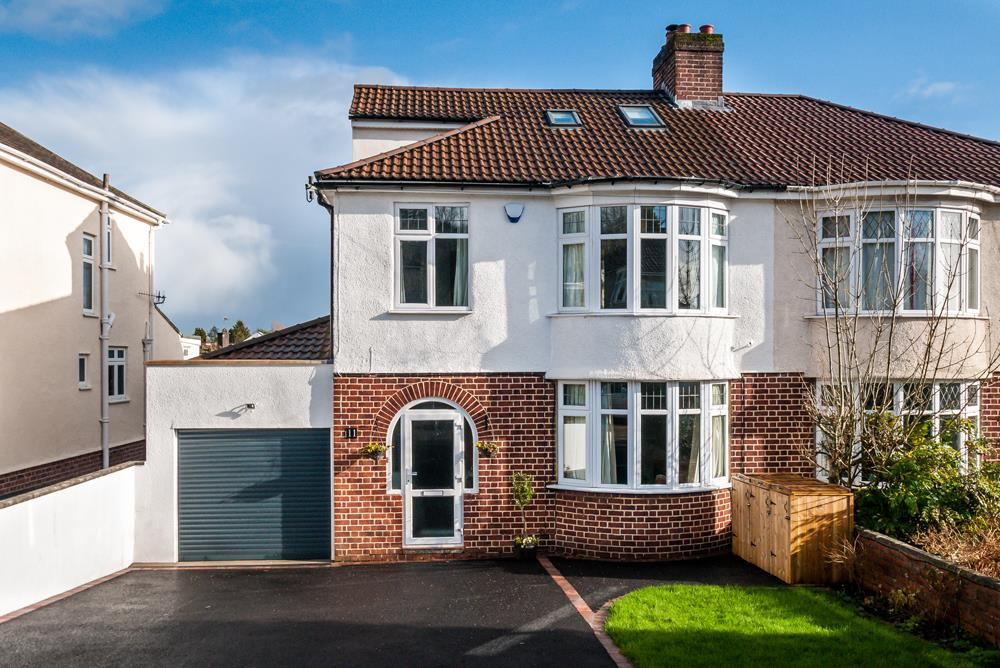 4 bed house for sale in Arbutus Drive, Bristol  - Property Image 1
