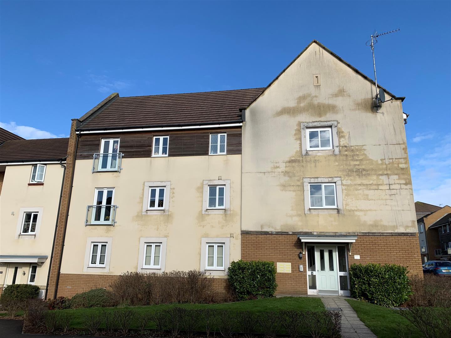 2 bed apartment to rent in Dorian Road, Bristol, BS7