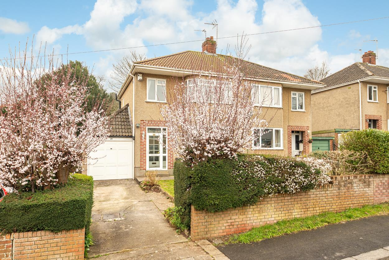 3 bed house for sale in Aldercombe Road, Bristol  - Property Image 1