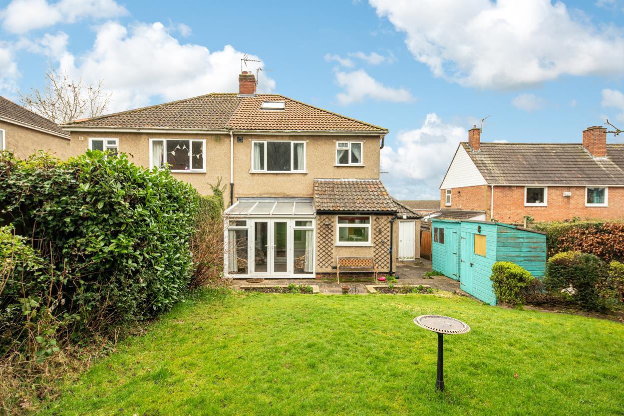 3 bed house for sale in Aldercombe Road, Bristol 13