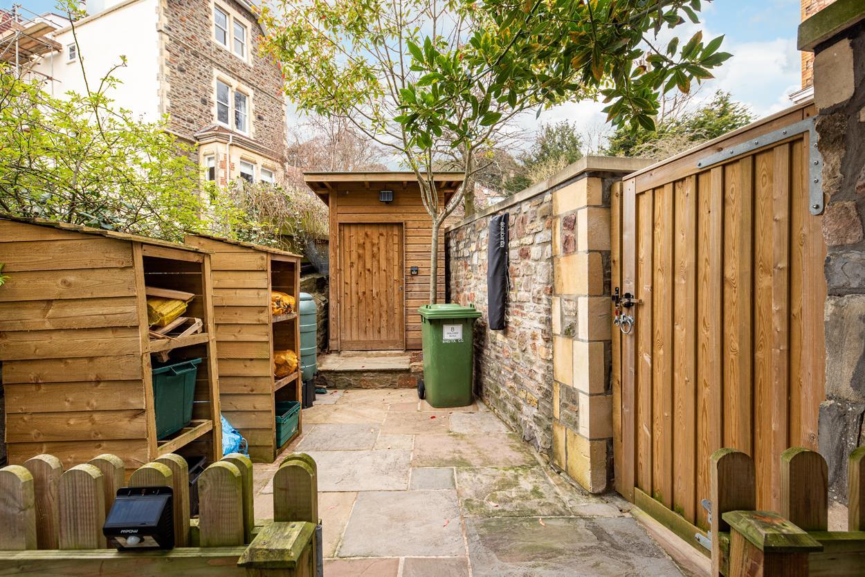 4 bed detached house for sale in Goldney Road, Bristol 10