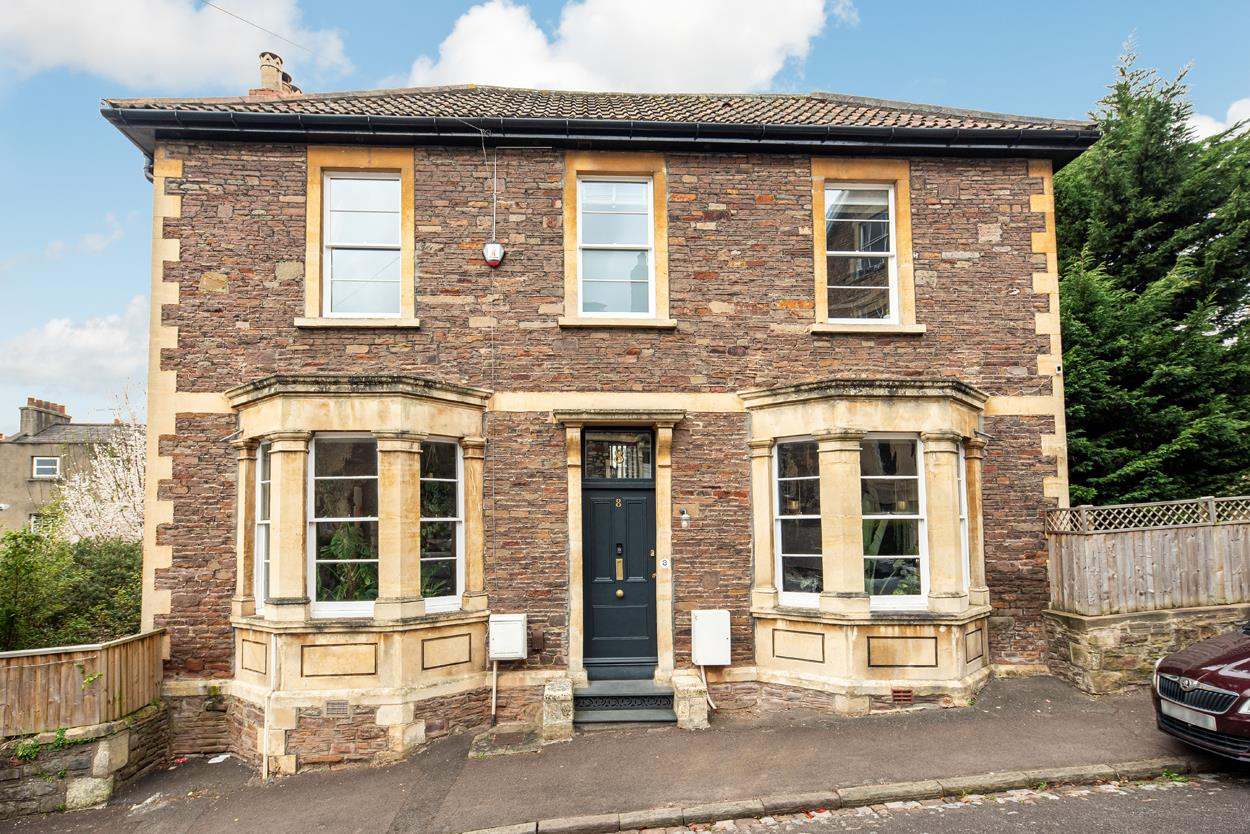 4 bed detached house for sale in Goldney Road, Bristol  - Property Image 1