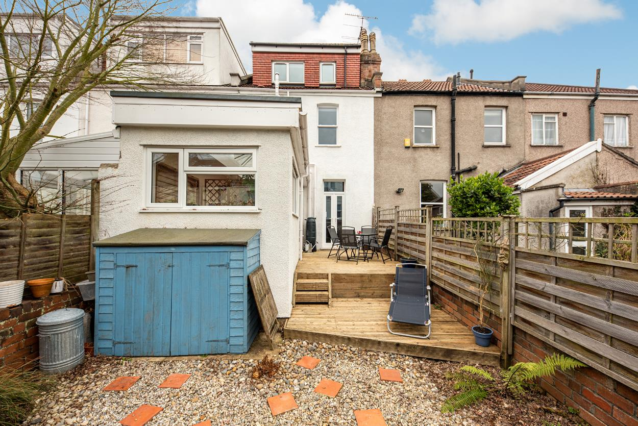 3 bed terraced house for sale in Raglan Place, Bristol 12
