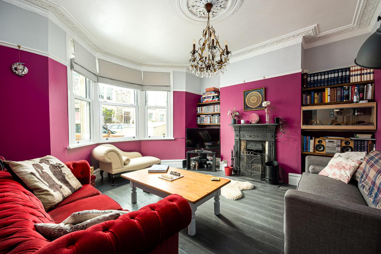3 bed terraced house for sale in Raglan Place, Bristol 1