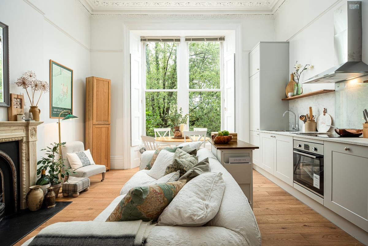 2 bed apartment for sale in Pembroke Road, Bristol 10