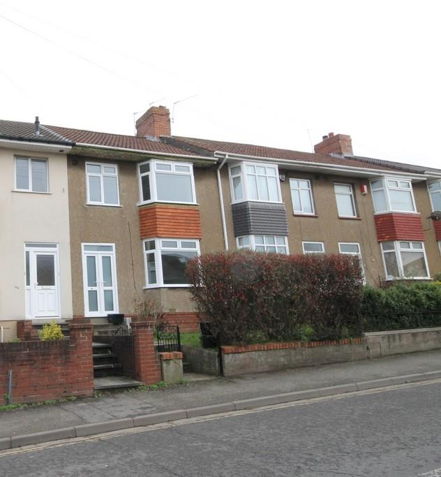 3 bed house to rent in Cadogan Road, Bristol, BS14