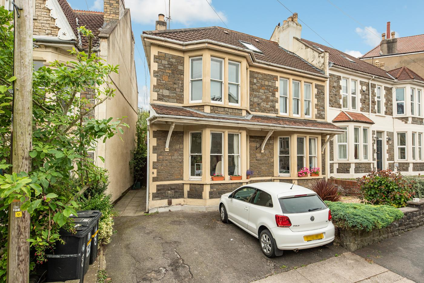 2 bed apartment to rent in Harcourt Road, Bristol, BS6