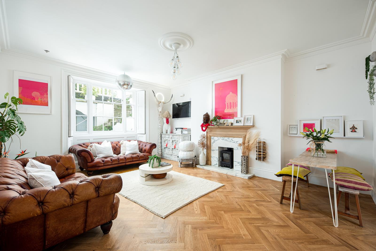 2 bed apartment to rent in Lansdown Place, Bristol, BS8