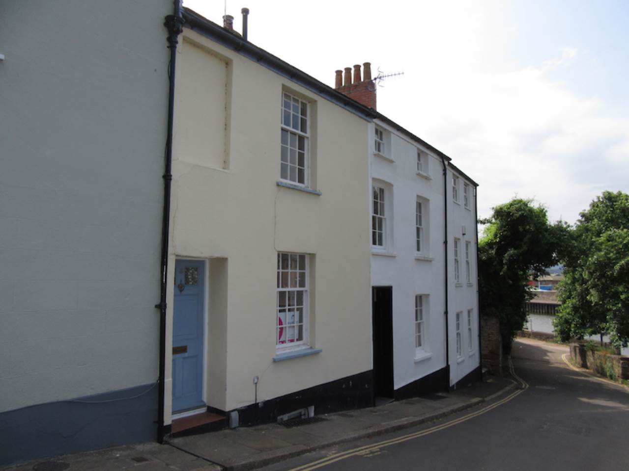 2 bed terraced house to rent in Colleton Hill, EX2