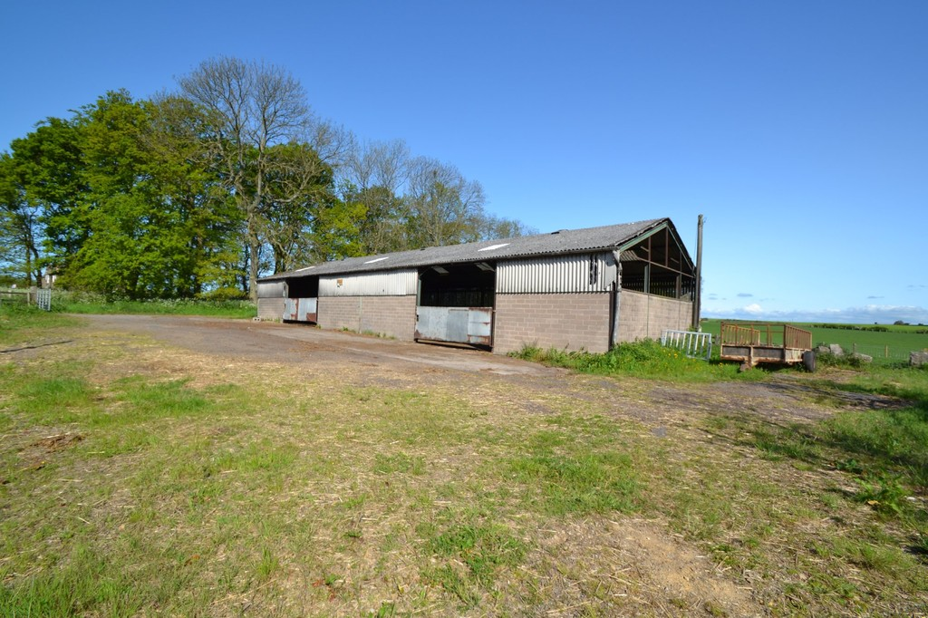 Opportunity for Conversion of Farm Building